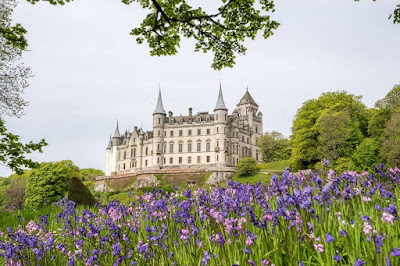 Dunrobin Castle by Laurence Norah-4