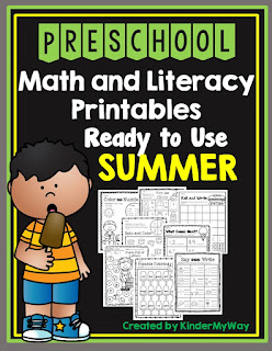 https://www.teacherspayteachers.com/Product/Summer-Worksheets-and-Activities-Preschool-NO-PREP-1871301