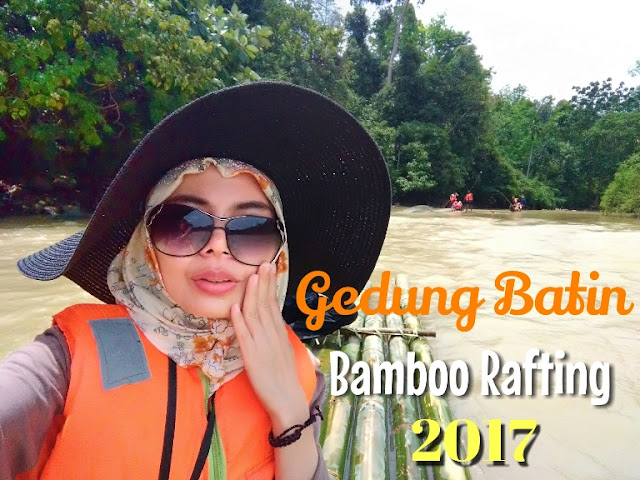 bamboo rafting way kanan