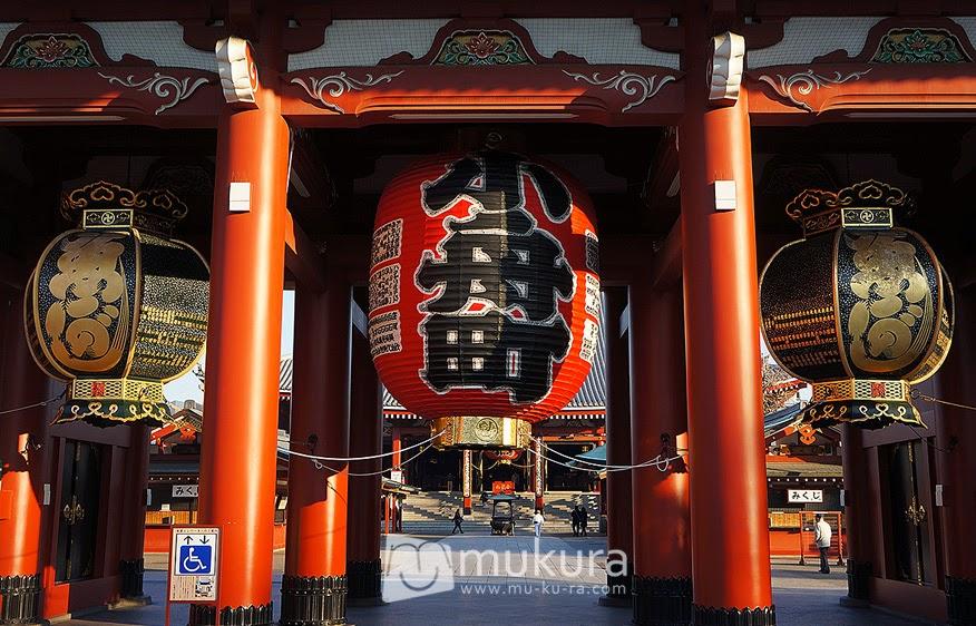 วัดอาซากุสะ (Sensoji Temple)