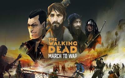 أخيرا لعبة الزومبي the walking dead الحقيقية أصبحت متوفرة لهواتف الأندرويد سارع لتحميلها الآن !!!
