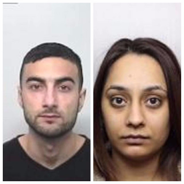 Bradford husband and wife jailed for terrorism offences after he tried to join IS in Syria