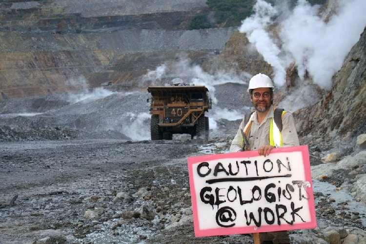 how to become an environmental geologist