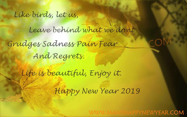 2019 happy new year quotes