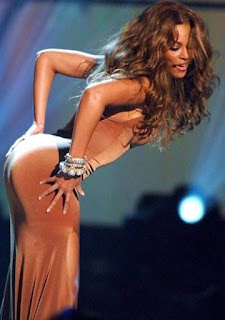 Beyonce Celebrities with hottest booty