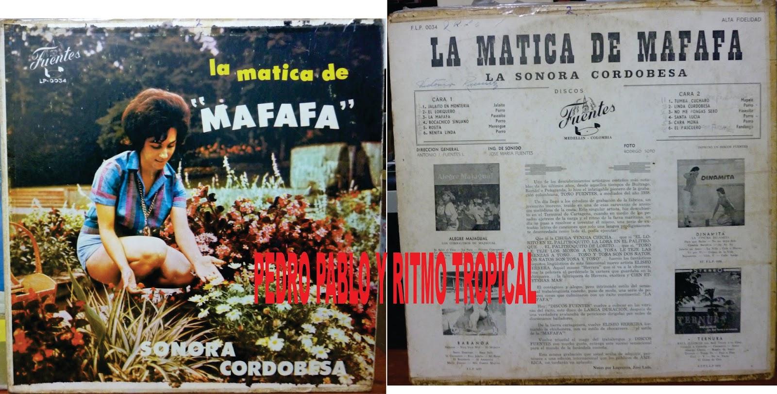 La Sonora Cordobesa - Pura Paja / Roberto Ruiz