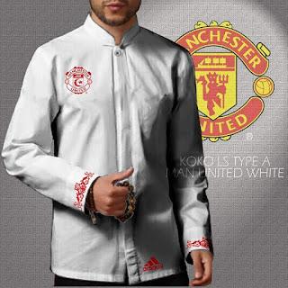 Baju Koko Manchester United