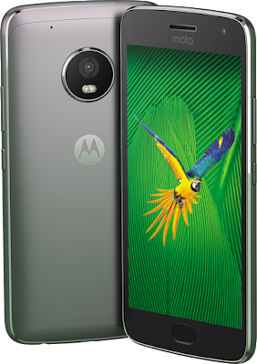 Moto G5 Plus with Snapdragon 625, 12MP Rear Camera Launched in India