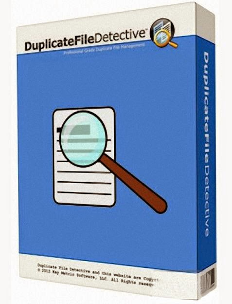 Duplicate File Detective 5.1.52 + Crack