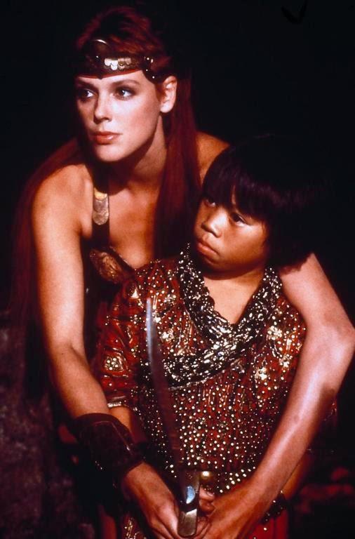 Brigitte Nielsen,Arnold Schwarzenegger Red Sonja