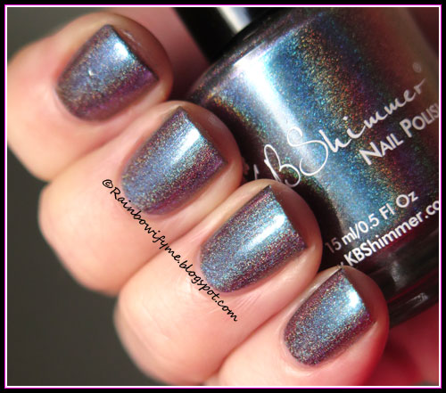 KBShimmer ~ None of Your Bismuth