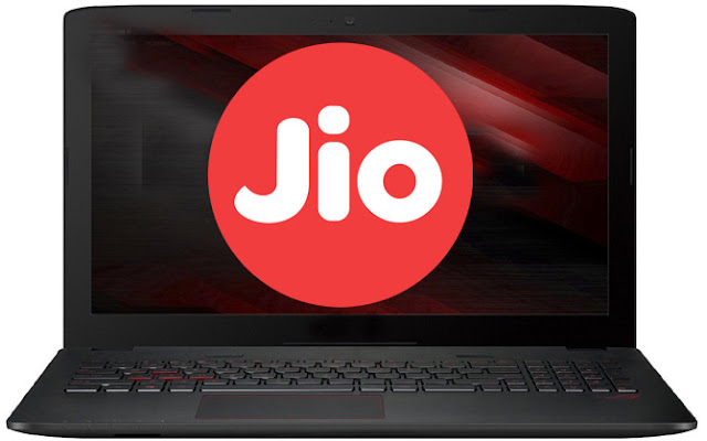 Reliance Jio 4G Laptops, Specification, Price Launch Date In India