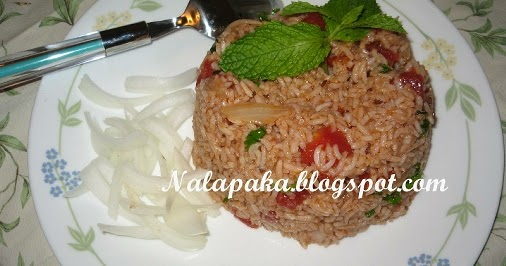 Tomato Rice Hebbar S Kitchen