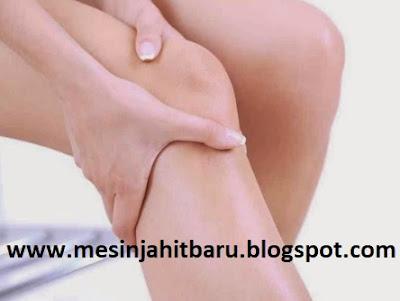 Cara sembuhkan kaki pegal