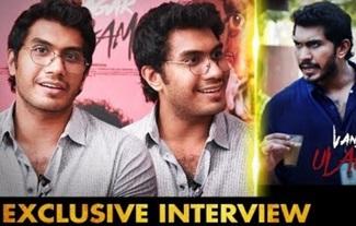 Actor Visagan Interview | Vanjagar Ulagam