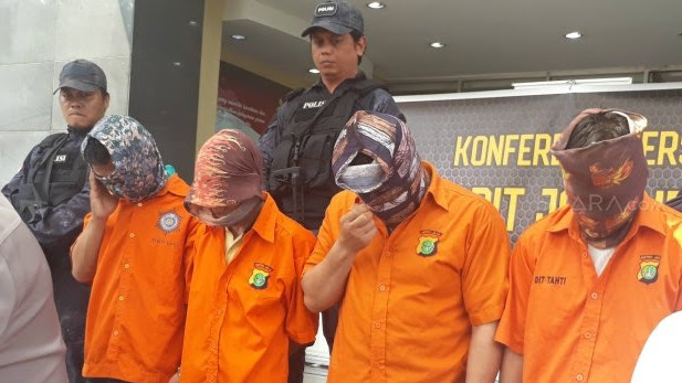 Eksekutor penembakan Herdi Sibolga tinggal di Medan Satria, Kota Bekasi