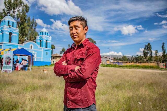 Junín: Joven quintuplicó cuyes en Huayllaspanca y salvó de la pobreza a sus pobladores| FOTOS Y VÍDEO