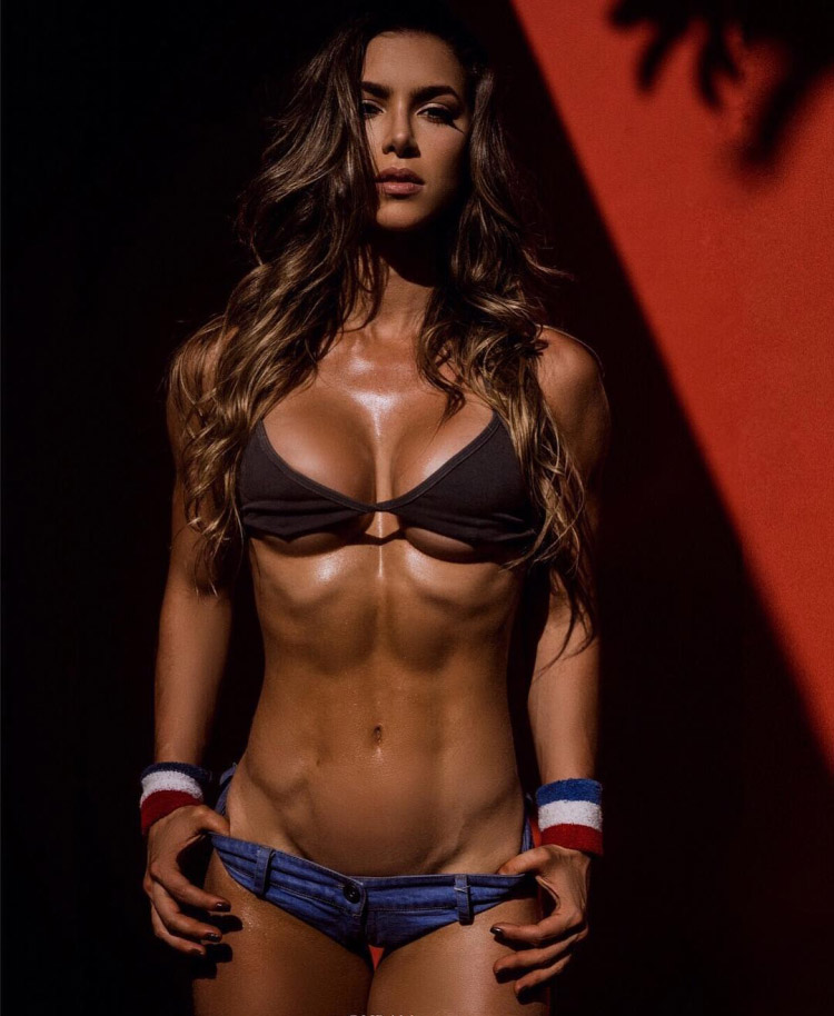 Top Nude Fitness Models