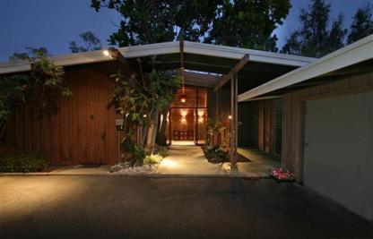 Modern Homes Los Angeles Pasadena Neptune And Thomas 1954