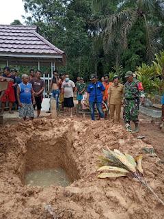 Warga Desa Bina Karya Digegerkan Dengan Pencurian Mayat