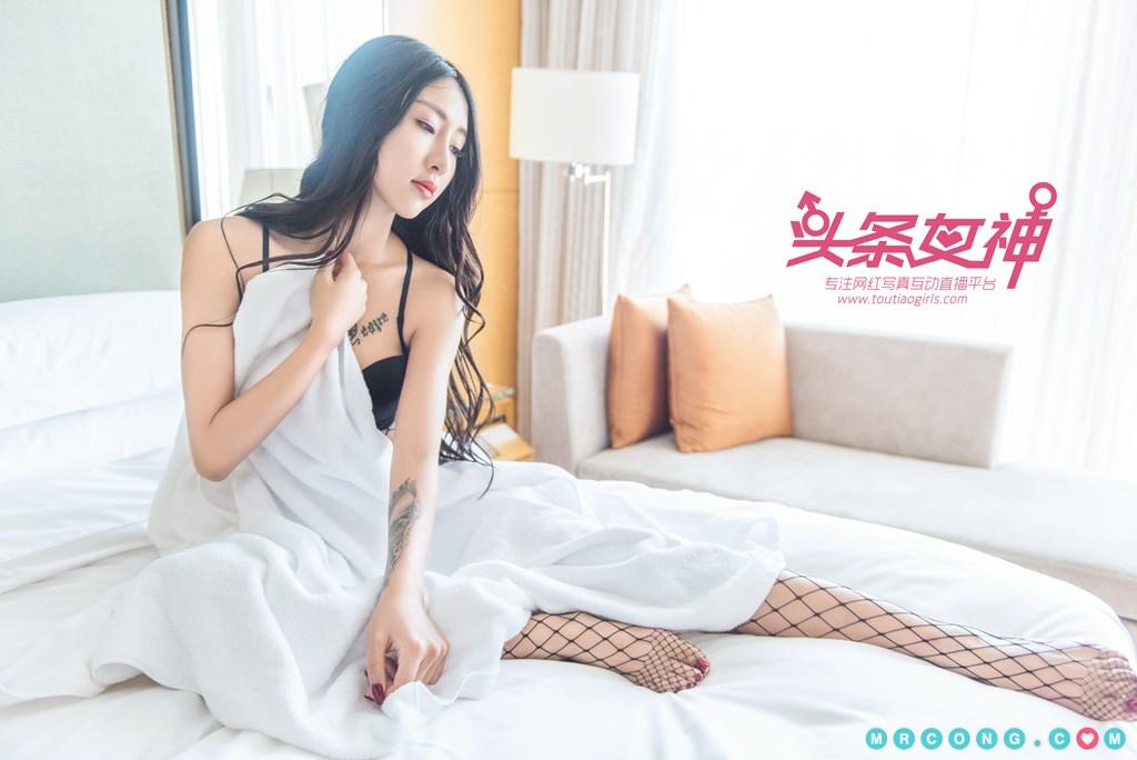 Image TouTiao-2017-10-05-Ru-Yi-MrCong.com-002 in post TouTiao 2017-10-05: Người mẫu Ru Yi (如意) (26 ảnh)
