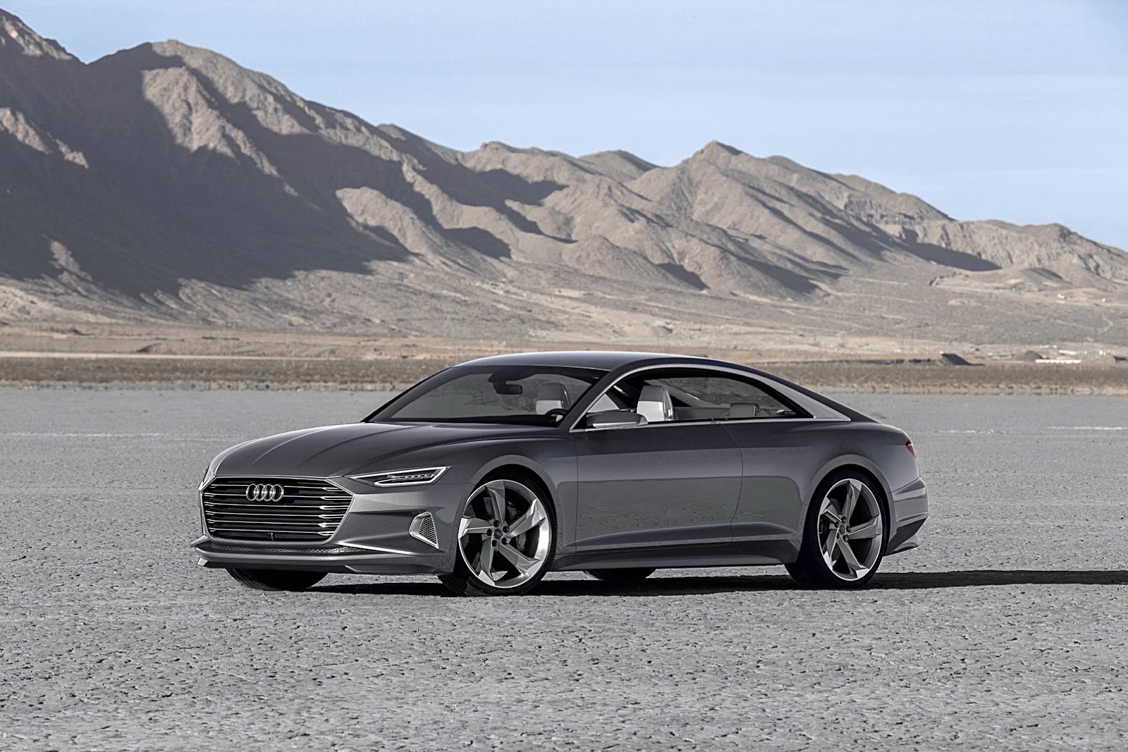 New Audi A8 Coming In 2017, Will Get Autonomous Driving Features