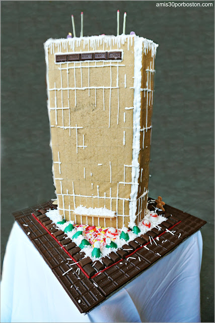 """200 Gingerbread Street (Formerly The Hancookie Tower)"""