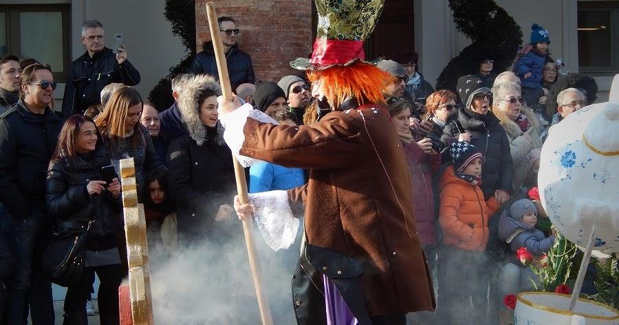 Carnevale sull'acqua a Comacchio
