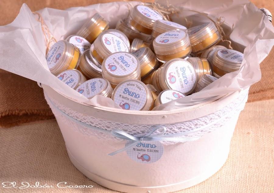 detalles para bautizos balsamos de karite