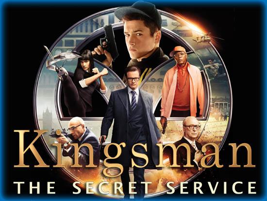 Kingsman: The Secret Service (2014) Film Agen Rahasia Terbaik, Paling Keren Wajib di tonton