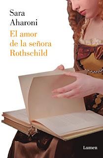 El amor de la señora Rothschild- Sara Aharoni