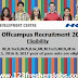 HCL OffCampus Recruitment For Freshers On 23rd February 2018.