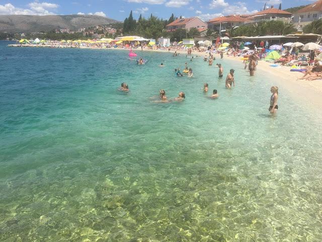 Kroatia, Split, Trogir