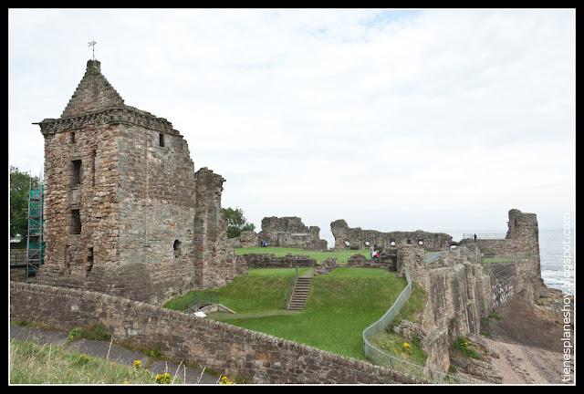 Castillo St Andrews (Escocia)