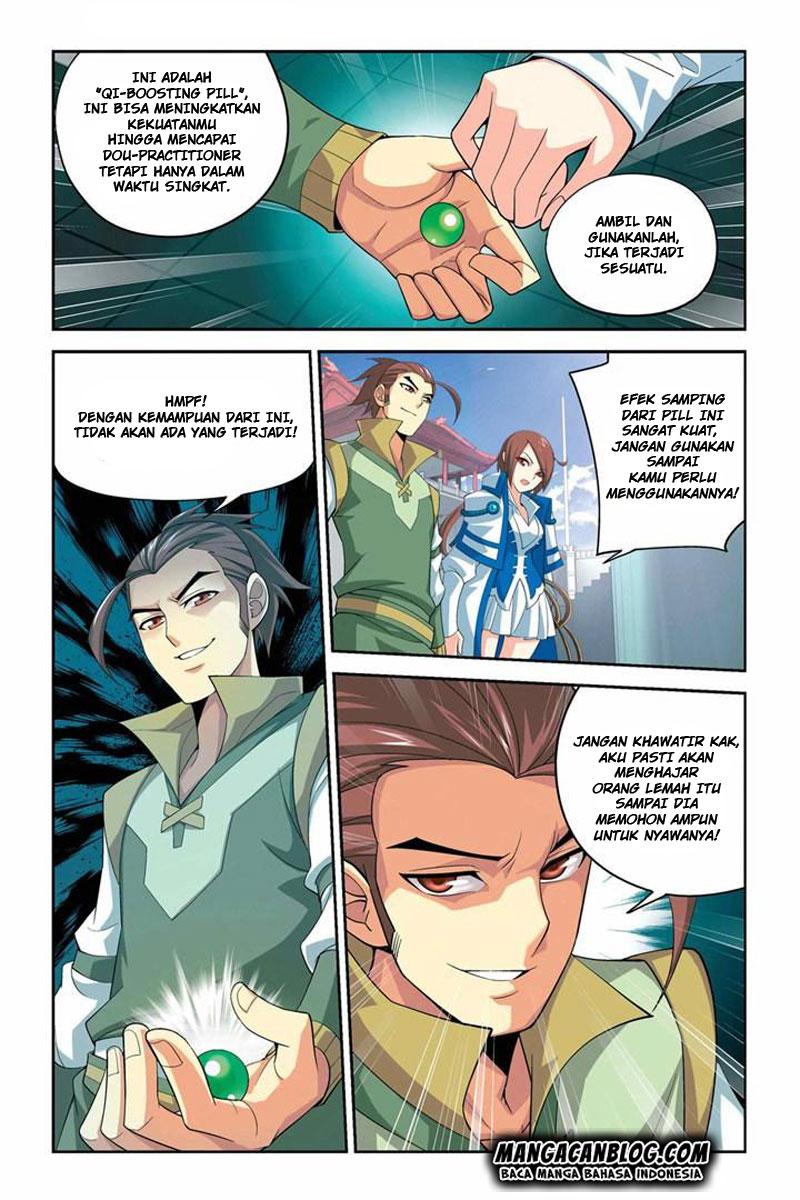 Battle Through Heaven Chapter 11-4
