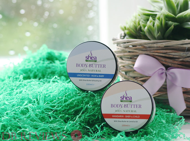 Shea Innocence Handmade Natural Products Body Butters and Scented Soy Wax Candles