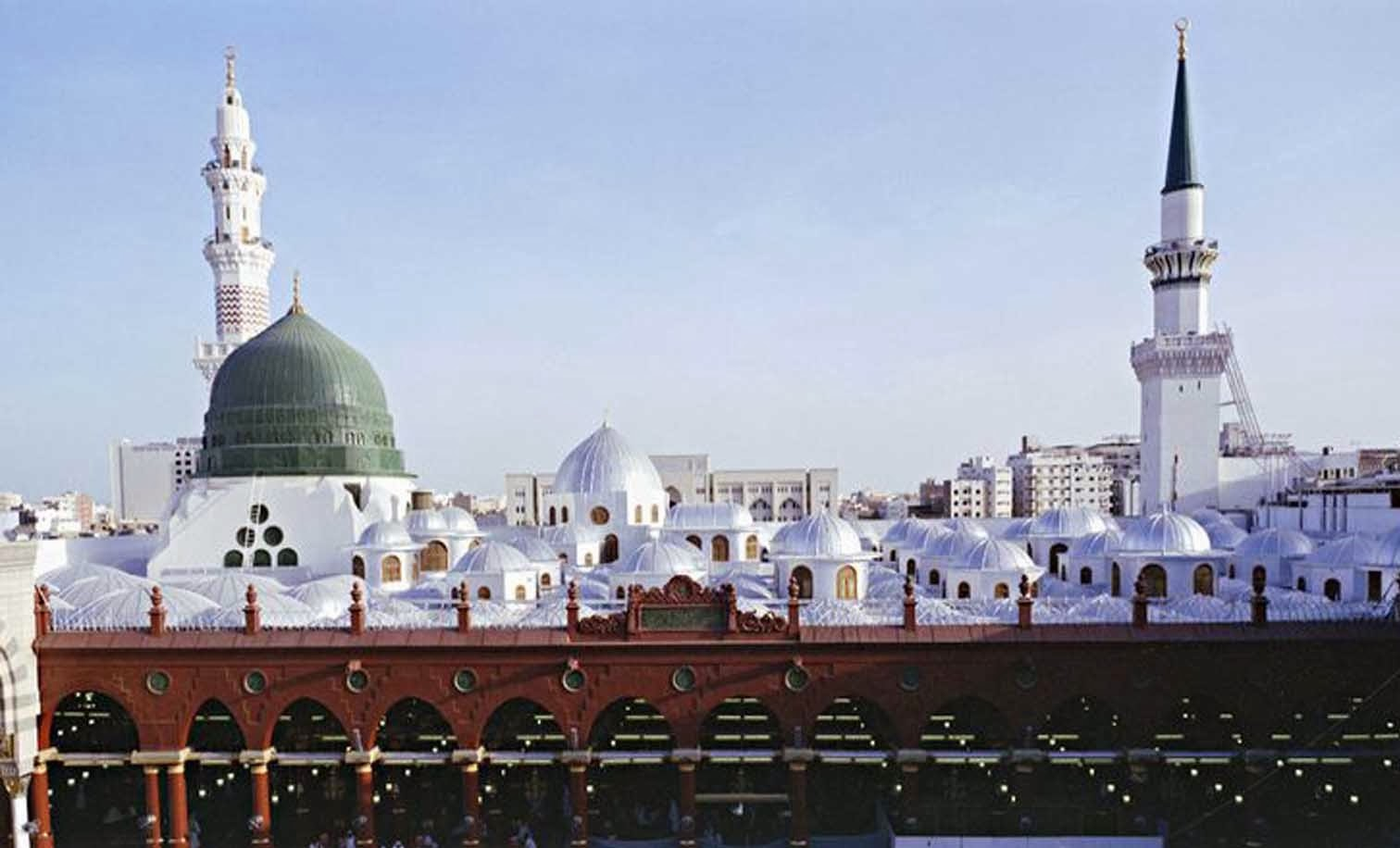 Masjid Nabawi W... Masjid Al Nabawi Hd
