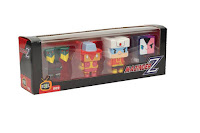 Mazinger Z Pixel Collection Set B