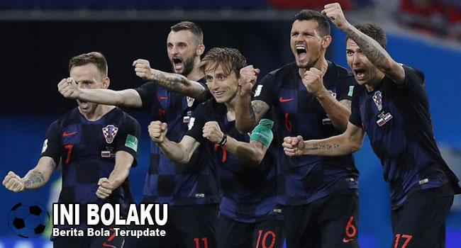 Harga Skuad Kroasia, Ini Dia Harga Para Pemain Kroasia Di Piala Dunia 2018