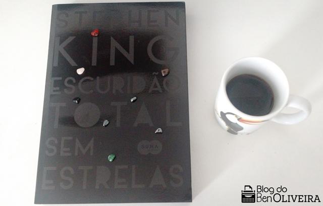 Livro Escuridão Total Sem Estrelas Stephen King Suma de Letras