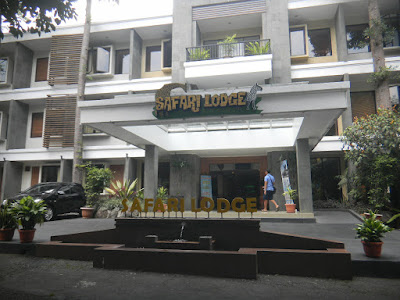 Hotel Jay Taman Safari Lodge