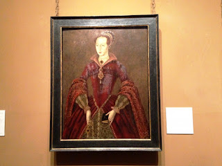 Lady Jane Grey at Montacute