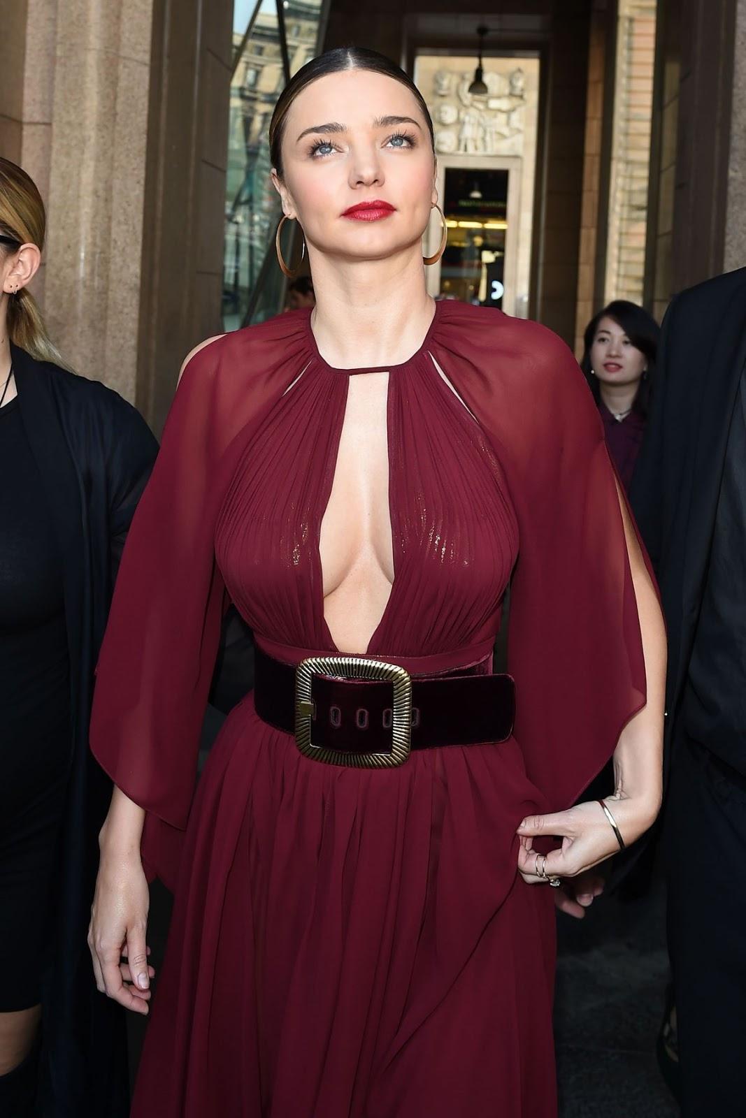Miranda Kerr at Koradior Fashion Show 2016