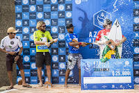 2 Yago Dora BRA winner of the Azores AirLInes PRo 2017 Azores Airlines Pro foto WSL WSL POULLENOT