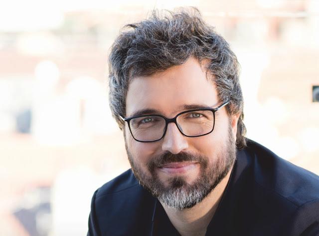 Pedro Chagas Freitas vai estar à conversa na Biblioteca Municipal de Silves