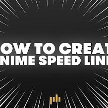 Tutorial AE: Cara Membuat Garis Kecepatan Klasik di After Effects