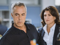 Titus Welliver and Amy Aquino in Bosch Season 3 (3)