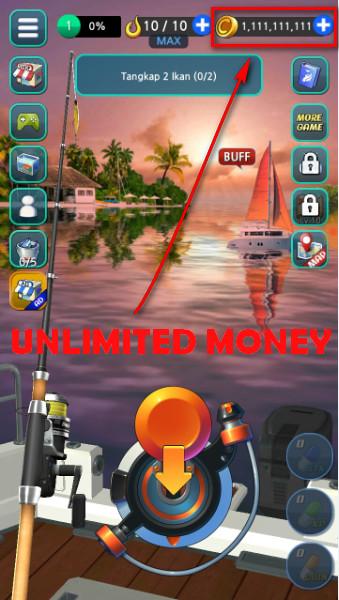 download fishing hook mod apk 2019