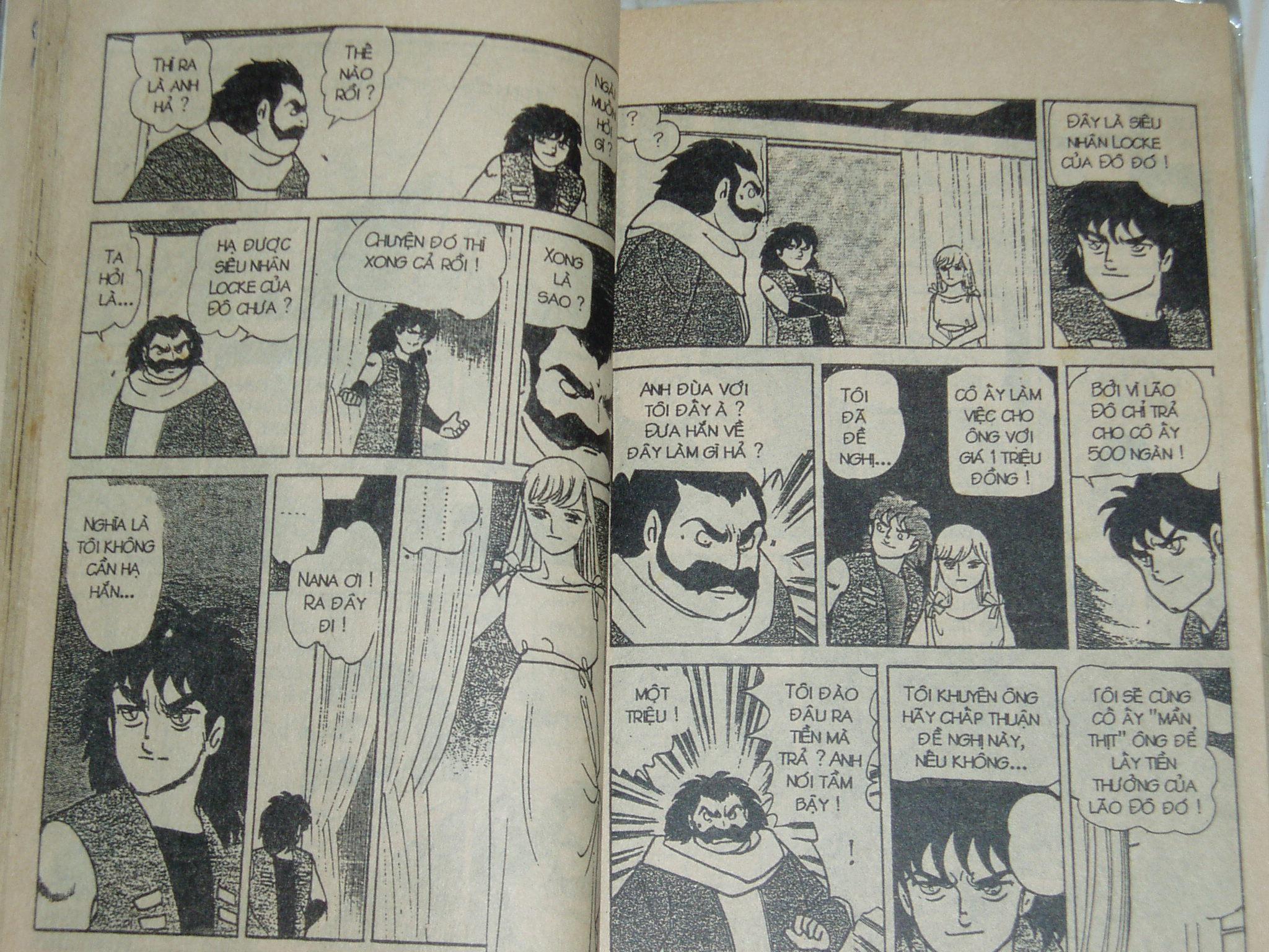 Siêu nhân Locke vol 18 trang 28