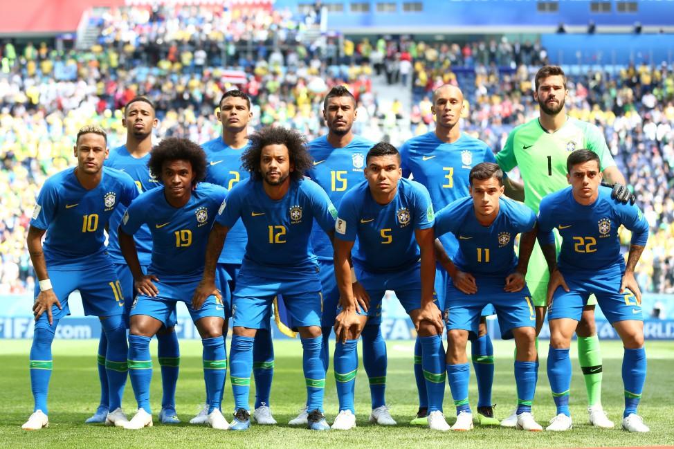 6fb4af5ad Brasil escalado para enfrentar Sérvia